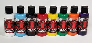 Opaque Color Set 8 Bottles