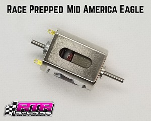 Race Prepped Mid America Eagle motor